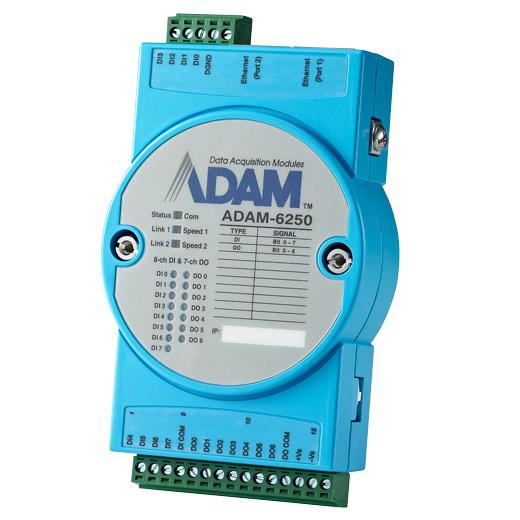 ADAM-6250 Intelligentes Ethernet-I/O-Modul