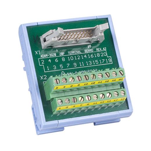 ADAM-3920 Schraubklemmenanschlussboard