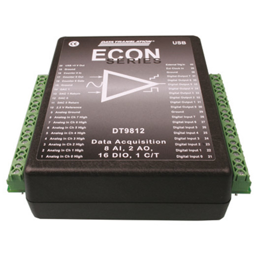 USB-9812-10V Data Translation ECO USB Messmodul