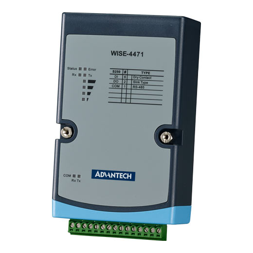 WISE-4471-S250 4G IoT Wireless Sensor-Modul