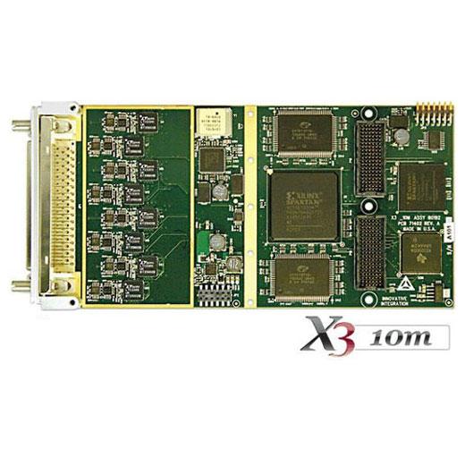 X3-10M - High-Speed XMC-A/D-Wandler-Modul