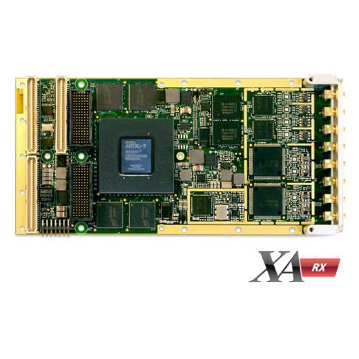 XA-RX XMC Analog-Eingangs-Modul