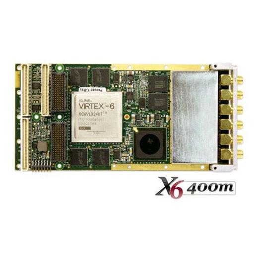X6-400M - XMC-Analog-I/O-Modul